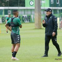 Fotoreportage van de training (19/08/2021)